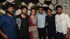 Celebrities Attend the Success Party of Kabir Singh
