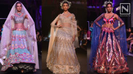 Suneet Varma Showcases his Enchanting Collection at India Couture Week 2019