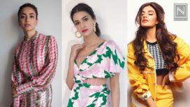 Bollywood Celebs Show how to Wear Houndstooth Print all Season