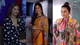 Bollywood Divas Show Chic Way to Carry Colossal Prints