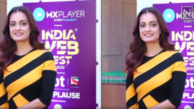 Bollywood Celebrities Mark their Presence at India Web Fest Conclave 2019