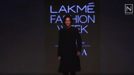 Vijay Varma Walks for Label Tisa at Lakme Fashion Week Winter Festive 2019