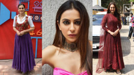 Bollywood Divas Sporting the Striking Jewel Tones in thier Outfits