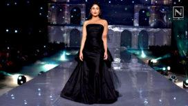 Kareena Kapoor Turns Muse to Gauri & Nainika at Lakme Fashion Week WF19 Grand Finale