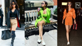 Ladies of Bollywood Going All-in for the Rational Shorts Trend