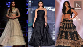 Celebrity Showstoppers Who Added Glamour on the Runway of LFW Winter Festive 2019