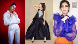 Bollywood Ladies Glamming their Looks with Chic Statement Tops