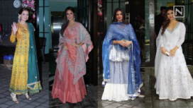 Katrina Kaif, Daisy Shah, Dia Mirza and More at Arpita Khan's Ganesh Chaturthi Celebrations