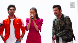 Shraddha Kapoor and Varun Sharma Re-Enact Aashiqui 2's Iconic Jacket Scene