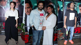 Richa Chadha, Vicky Kaushal, and More at the Special Screening of Section 375