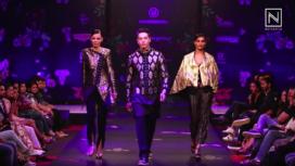 Manoviraj Khosla Collection Showcase at BFW Autumn Winter 2019