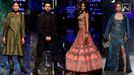 Day 4 at Lakme Fashion Week Winter Festive 2019