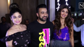 Bollywood Celebrities Mark Their Attendance at Raj Kundra's Birthday Bash