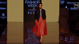 Dhruv Kapoor Showcases his Collection at Lakme Fashion Week Winter Festive 2019