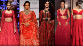 Top 10 Red Lehengas to Glam up Your Style Quotient