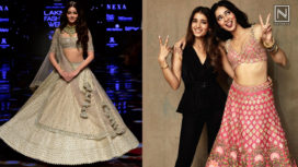 Ananya Panday Talks About her Debut Ramp Walk, Her Personal Style and Much More