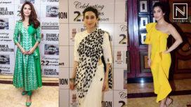 Karisma Kapoor, Armaan Malik, and More at Bhamla Foundation Campaign Success Celebrations