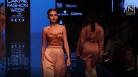 Esse Showcases Isn't It Ironic at Lakme Fashion Week Winter Festive 2019