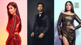 Bollywood Celebrities Walking the Green Carpet at IIFA Rocks 2019