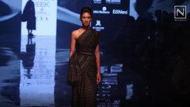 Maku Textiles Present on Day 2 at Lakme Fashion Week Winter Festive 2019