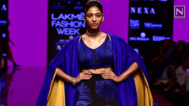 431-88 Showcases Collection 14 at Lakme Fashion Week Winter Festive 2019