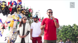 Neha Dhupia, Dino Morea, and Nikhil Chinapa Go Eco-Friendly this Dussehra