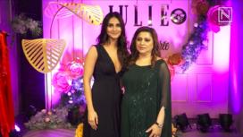 Vaani Kapoor Attends Designer Julie Shah's Flagship Store Launch