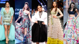Top 10 Glamorous Showstoppers Who Owned the Runway at LMIFW Spring Summer 2020
