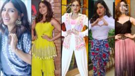 Bhumi Pednekar's Top 5 Stylish Looks from Saand Ki Aankh Promotions
