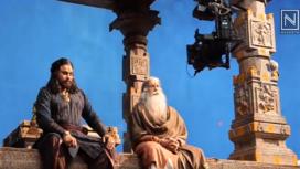 Chiranjeevi Talks About Working with Amitabh Bachchan in Sye Raa Narasimha Reddy