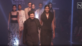 Designers and their Showstoppers - Esha Gupta and Suman Rao