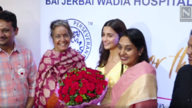 Alia Bhatt Attends Fundraising Event for Kids with Heart Disease