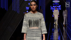 Anuj Bhutani Presents a Sustainable Collection at Lakme Fashion Week Winter Festive 2019