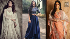Here's Your Festive Wardrobe Guide with all the Navratri 2019 Colours