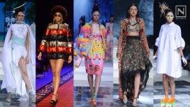 Highlights from Day 4 at Lotus Makeup India Fashion Week Spring Summer 2020