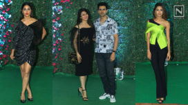 Ekta Kapoor Hosts a Star Studded Party with all the Telly Town Celebrities