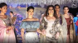 Sunny Leone and John Abraham Attend Maheka Mirpuri's Fundraiser Show