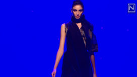 Soham Dave Showcases Zari at Lakme Fashion Week Winter Festive 2019