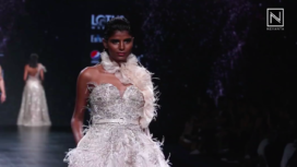 Dolly J Presents her Latest Couture Collection at LMIFW Spring Summer 2020