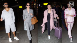 Kareena Kapoor, Alia Bhatt, Parineeti Chopra, and More Travelled in Style Over the Weekend