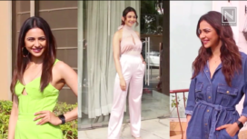 Five Times Rakul Preet Served Fashion Goals During Marjaavaan Promotions
