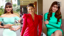 Urvashi Rautela's Five Fashionable Appearances from Pagalpanti Promotions