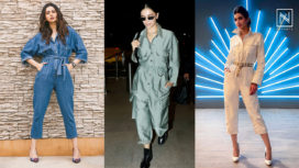 The Statement Boiler Suits are all the Rage this Season and Here's Proof