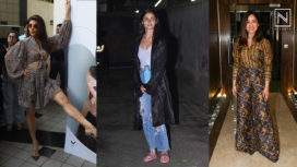 Alia Bhatt and Ananya Panday Among Other Bollywood Celebs Step Out in Style
