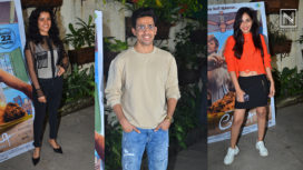 Celebrities like Gulshan Devaiah and More Attend Tamil Film KD's Special Screening