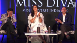 Lara Dutta Bhupathi Launches the Coveted Beauty Pageant Miss Diva 2020