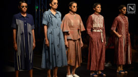 Munkee See Munkee Doo Showcases at Lotus Makeup India Fashion Week SS 20