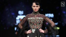 Samant Chauhan Presents at Lotus Makeup India Fashion Week Spring Summer 2020