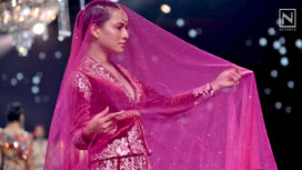 Suneet Varma Showcases an Opulent Festive Wear Collection at LMIFW SS2020
