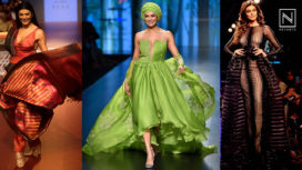 Five Times Sushmita Sen Completely Ruled the Runway with her Looks